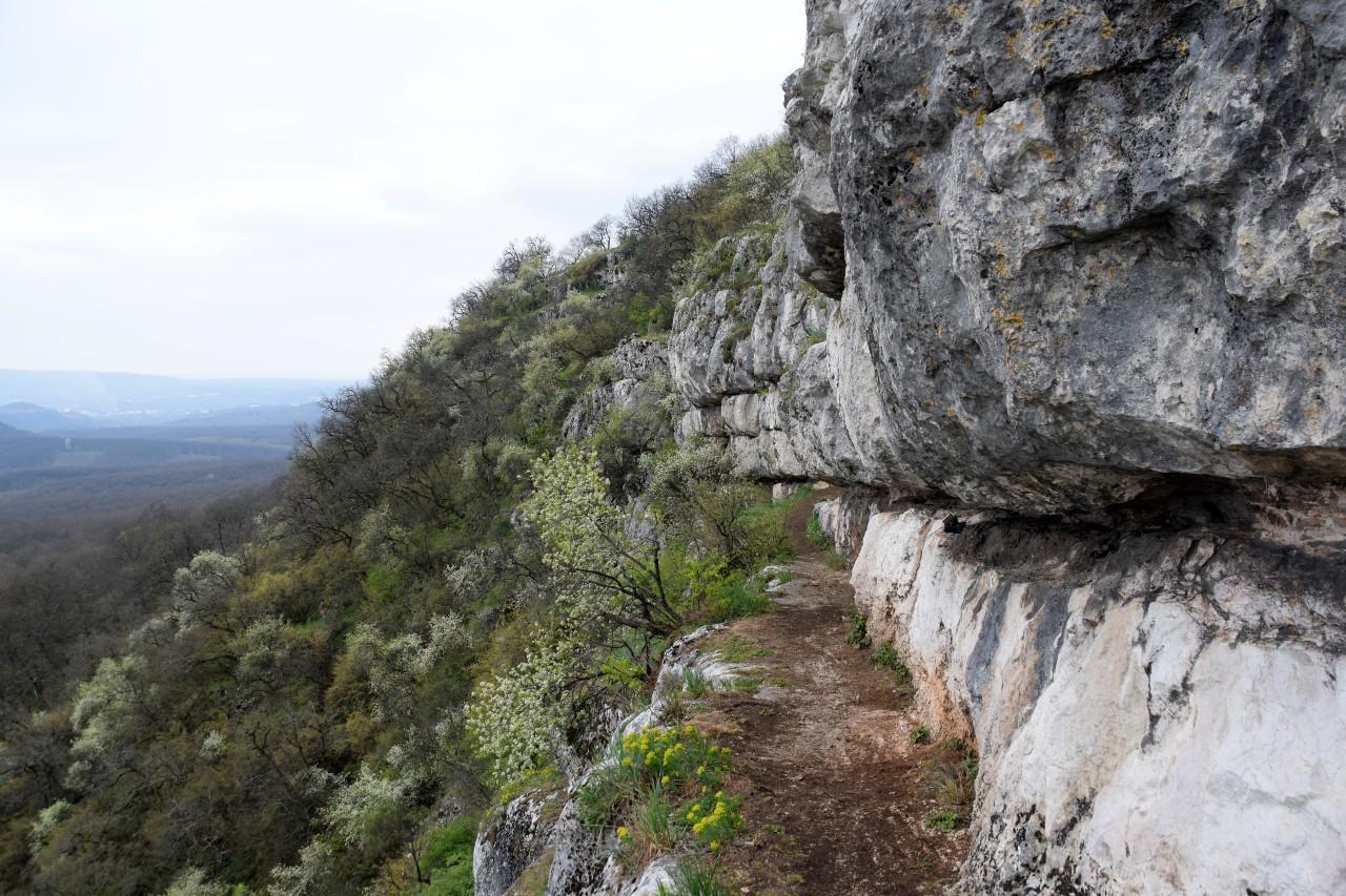 Pes-kő és környéke: szédítő sziklaszirten egyensúlyozva a Gerecsében