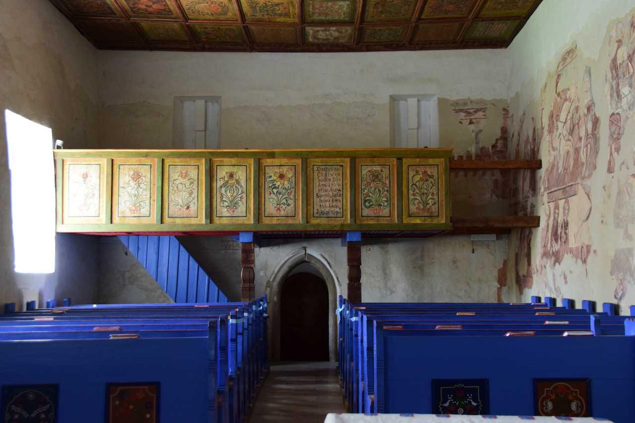 Oklándi unitárius templom: A protestáns tenger gyöngyszeme