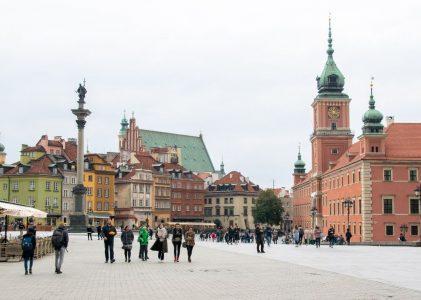 Látnivalók Varsóban – megér egy hétvégét?